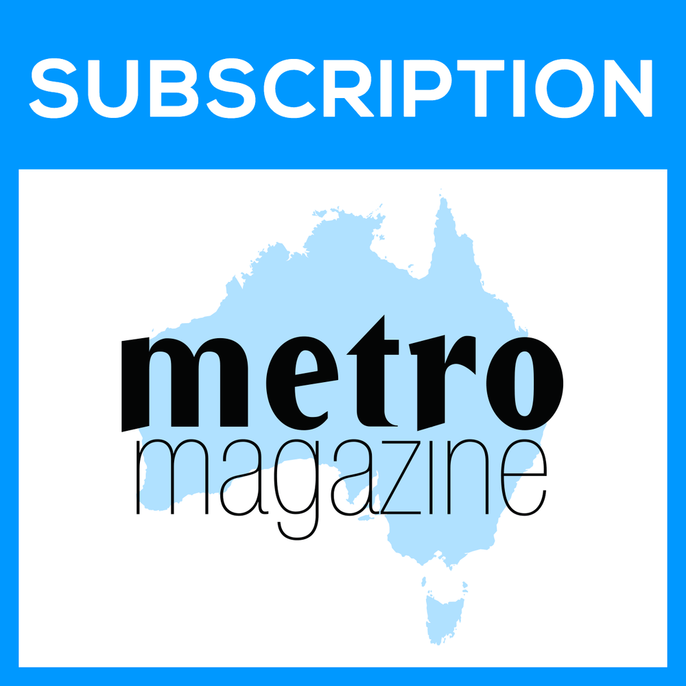 'Metro' Subscription (Australian Subscriber) - Individual