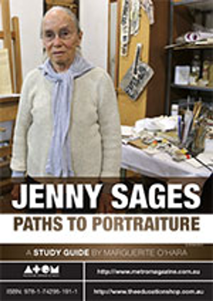 Jenny Sages: Paths to Portraiture