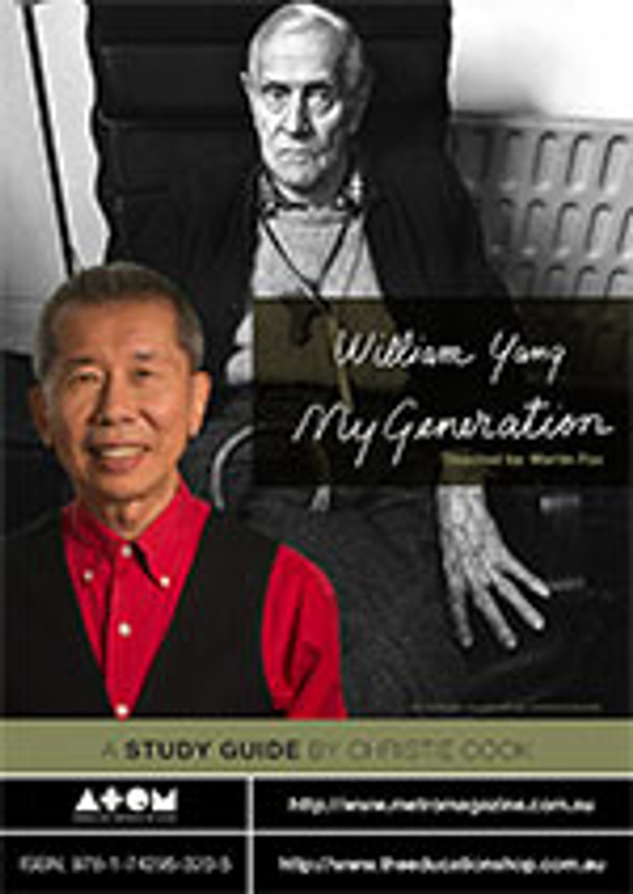 William Yang: My Generation
