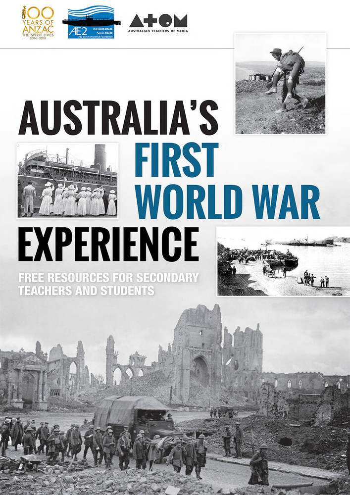 Australia's First World War Experience