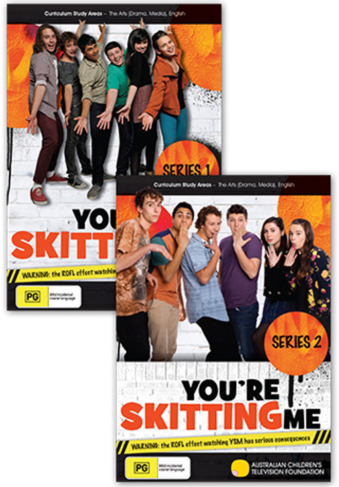 You're Skitting Me - Series 1 & 2