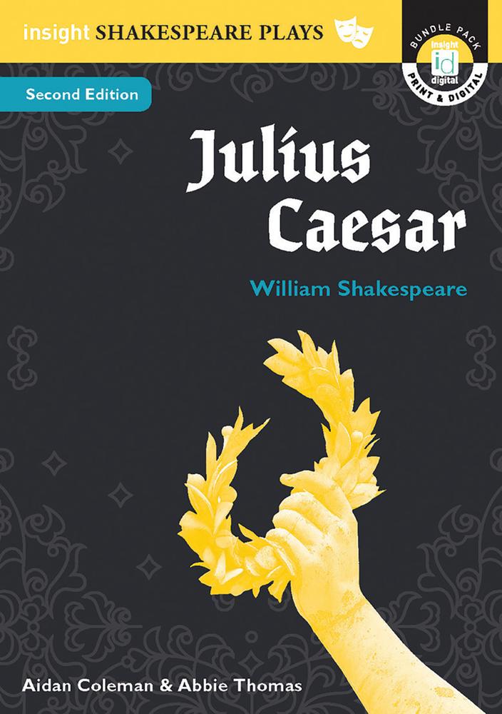 Julius Caesar (Insight Shakespeare Plays) - Second Edition