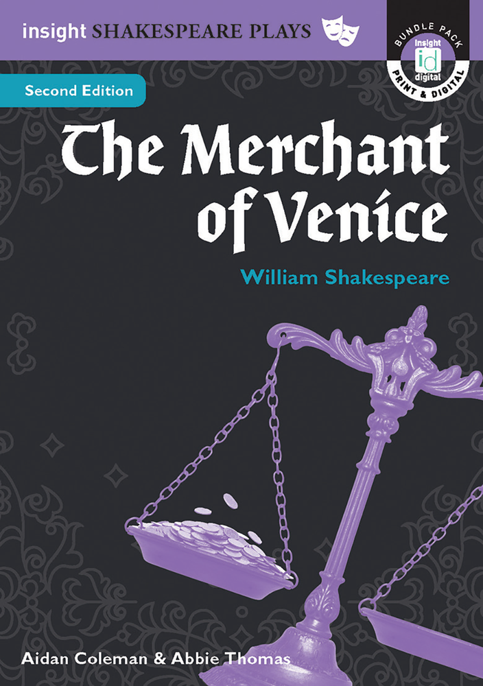 Merchant of Venice, The (Insight Shakespeare Plays) - Second Edition