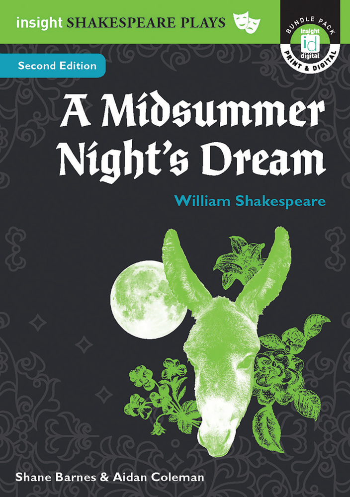Midsummer Night's Dream, A (Insight Shakespeare Plays) - Second Edition