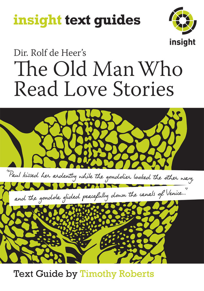 Old Man who Read Love Stories, The (Text Guide)