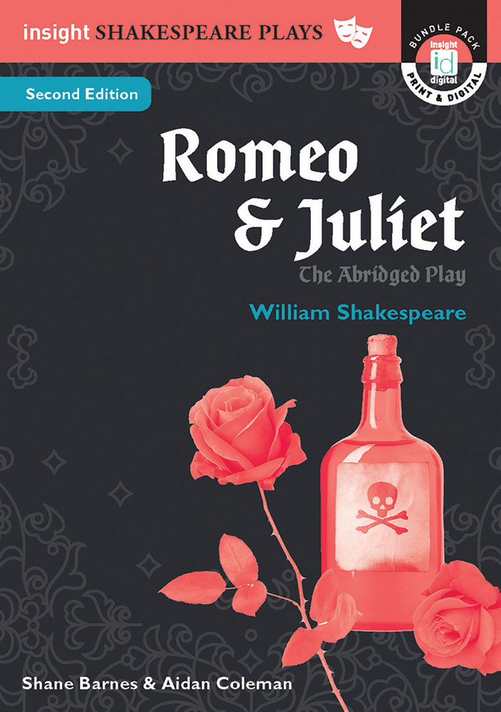 Romeo & Juliet: The Abridged Play (Insight Shakespeare Plays) - Second Edition