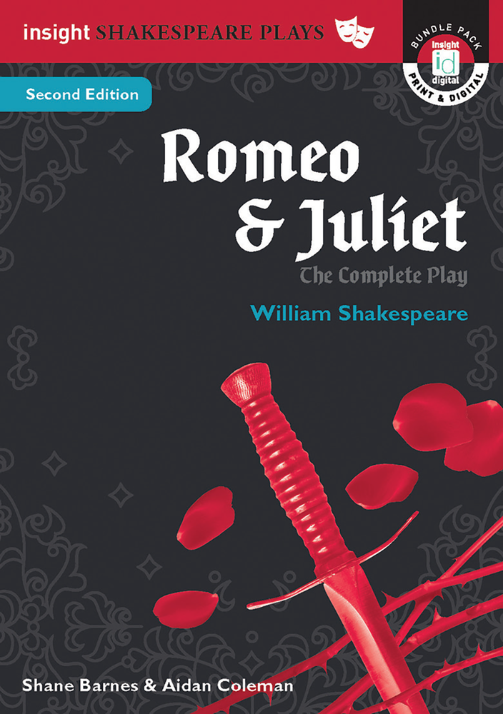Romeo & Juliet: The Complete Play (Insight Shakespeare Plays) - Second Edition
