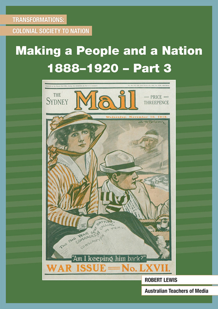 Making a People and a Nation 1888-1920