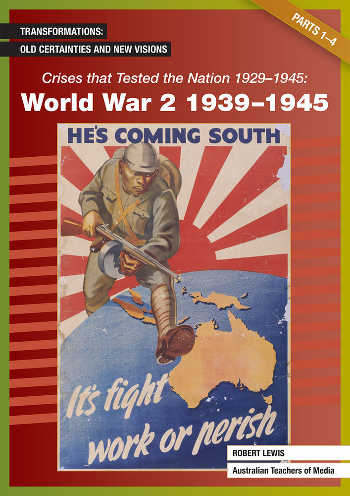 Crises that Tested the Nation: World War 2 1939-1945