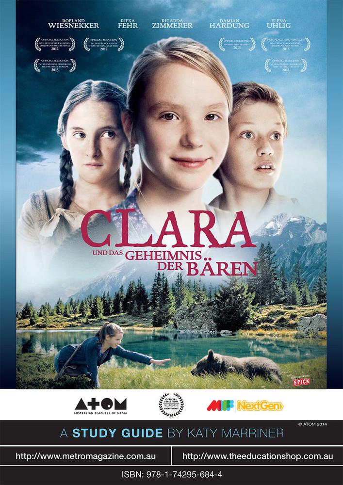 Clara and the Secret of the Bears (ATOM Study Guide)