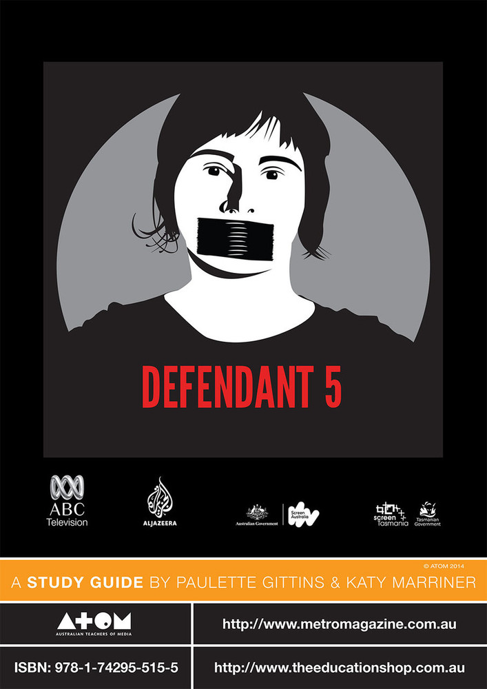 Defendant 5 (ATOM Study Guide)