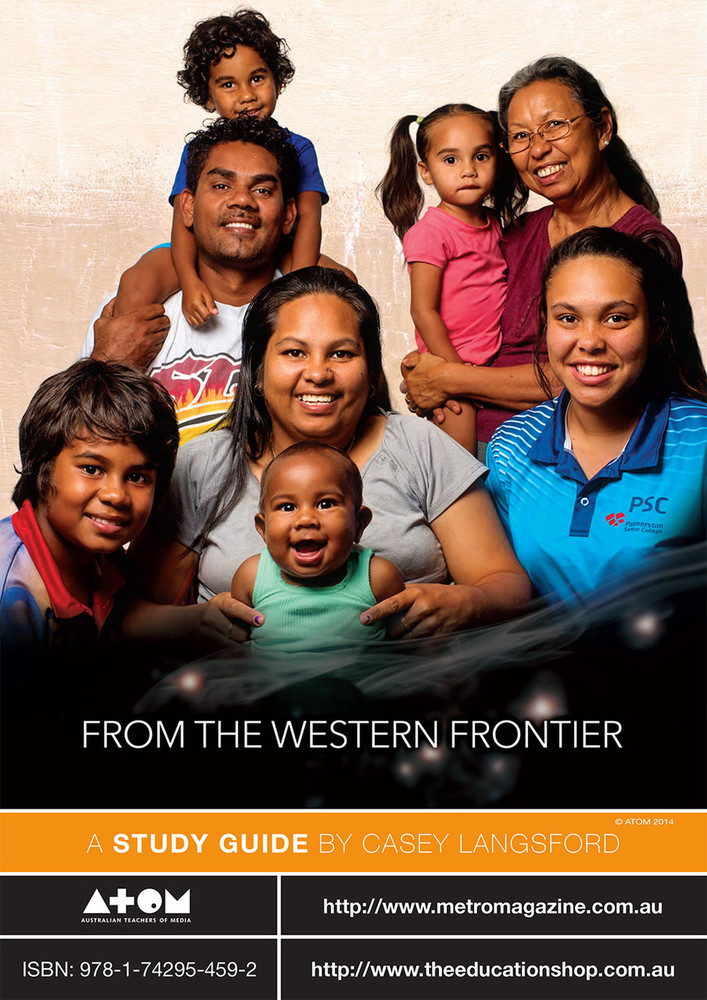 From the Western Frontier - Series 1 (ATOM study guide)