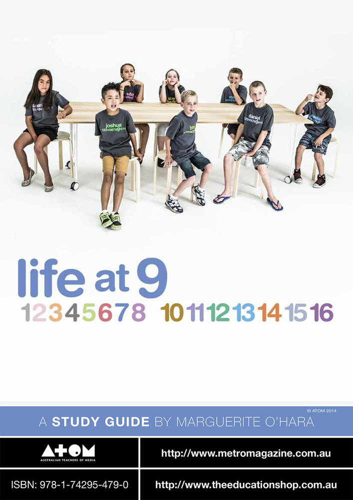 Life at 9 (ATOM Study Guide)
