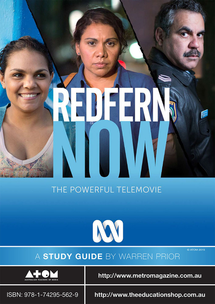 Redfern Now: Promise Me (ATOM Study Guide)