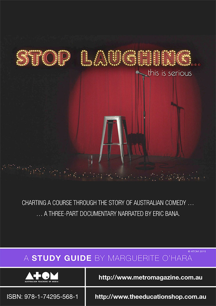Stop Laughing... This Is Serious (ATOM study guide)