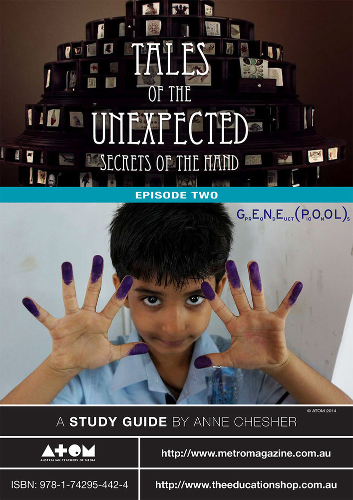 Tales of the Unexpected Episode 2: Secrets of the Hand (ATOM study guide)