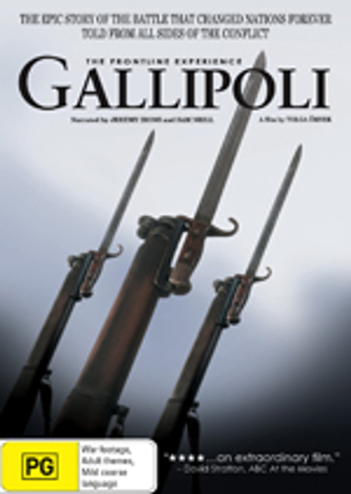 Gallipoli: The Frontline Experience