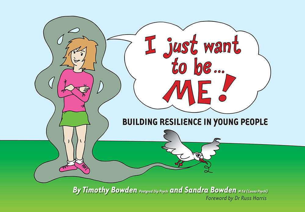 I Just Want to Be ... Me! Building resilience in young people