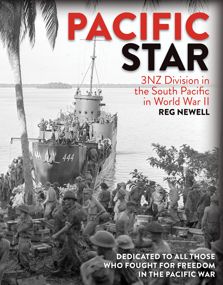 Pacific Star: 3NZ Division in the South Pacific in World War II