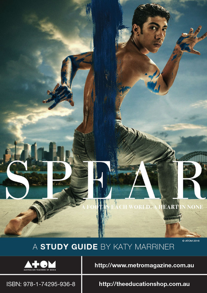 Spear (ATOM Study Guide)