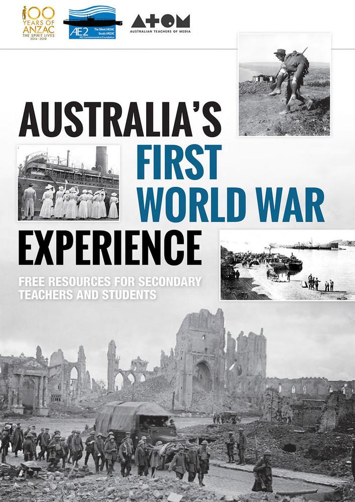 Australia's First World War Experience (Hard Copy)