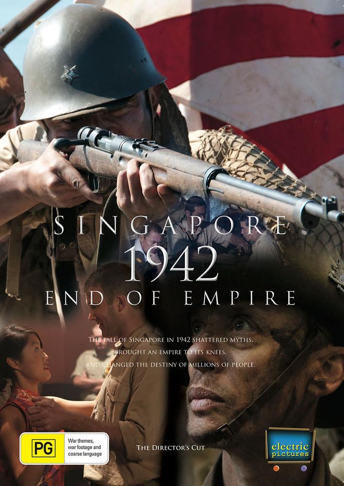 Singapore 1942 - End of Empire