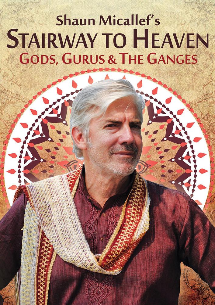 Shaun Micallef's Stairway to Heaven: Gods, Gurus & the Ganges (1-Year Rental)