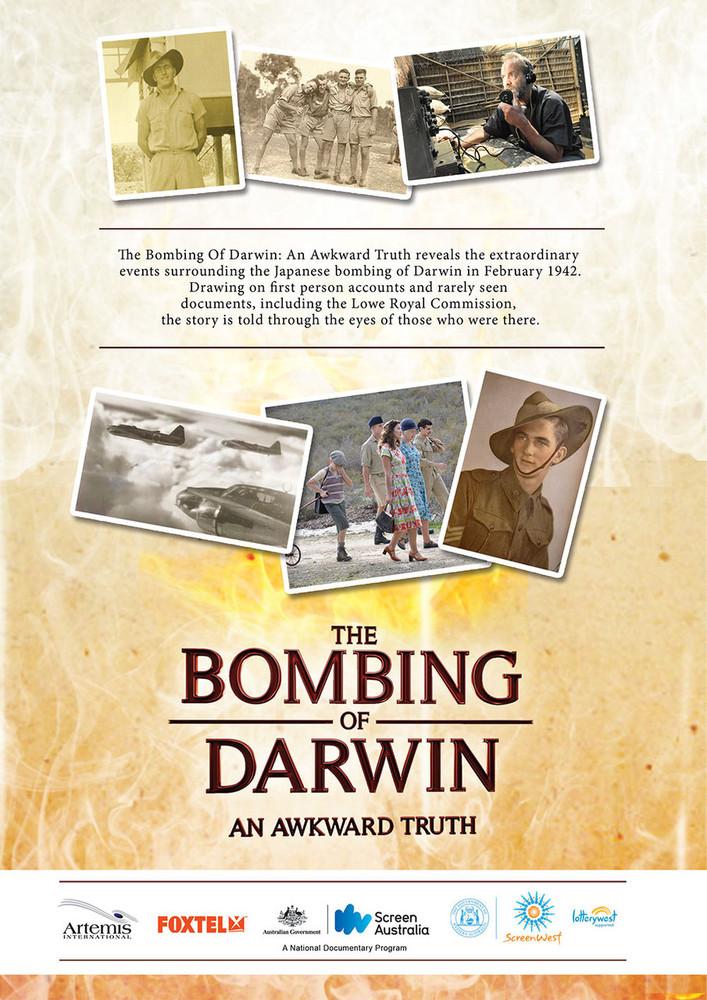 Bombing of Darwin: An Awkward Truth, The