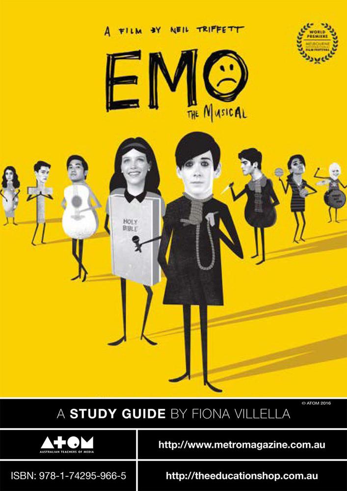 EMO the Musical (ATOM study guide)
