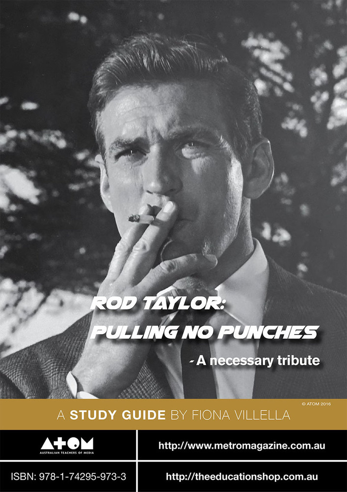 Rod Taylor: Pulling No Punches (ATOM study guide)