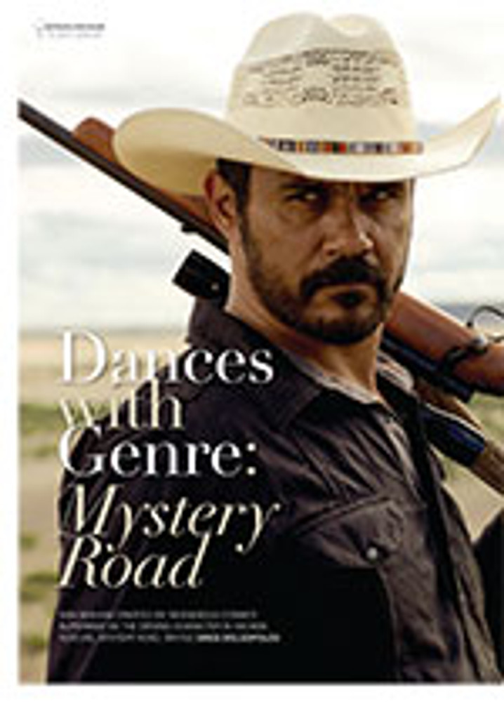 Dances with Genre: <em>Mystery Road</em>
