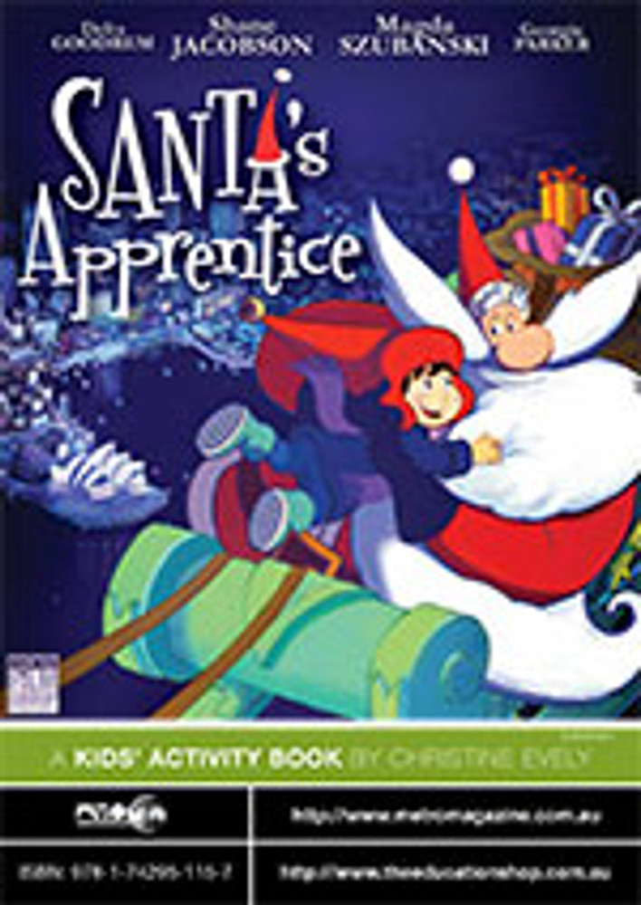 Santa's Apprentice worksheets