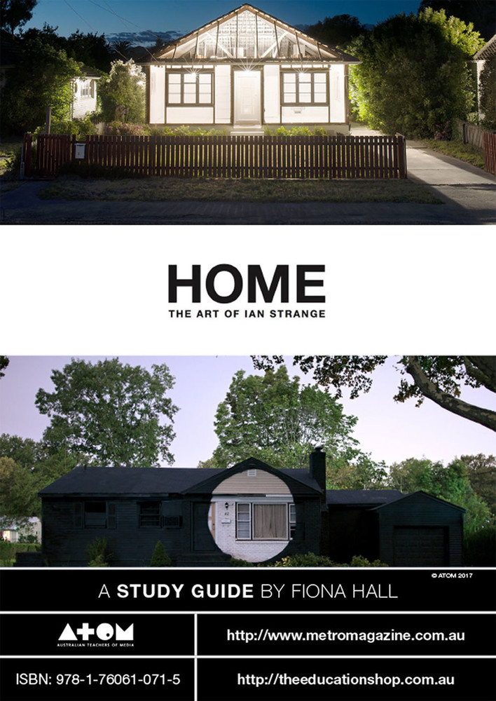 HOME: The Art of Ian Strange (ATOM Study Guide)