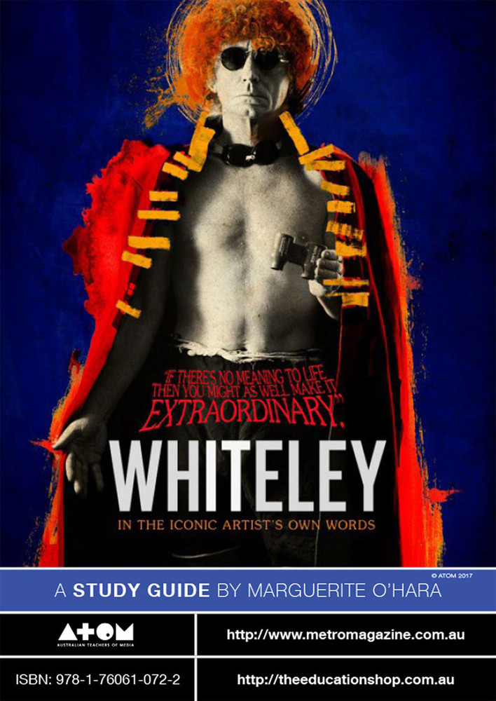 Whiteley: In the Iconic Artist's Own Words (ATOM Study Guide)