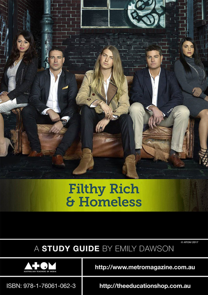 Filthy Rich and Homeless (ATOM Study Guide)
