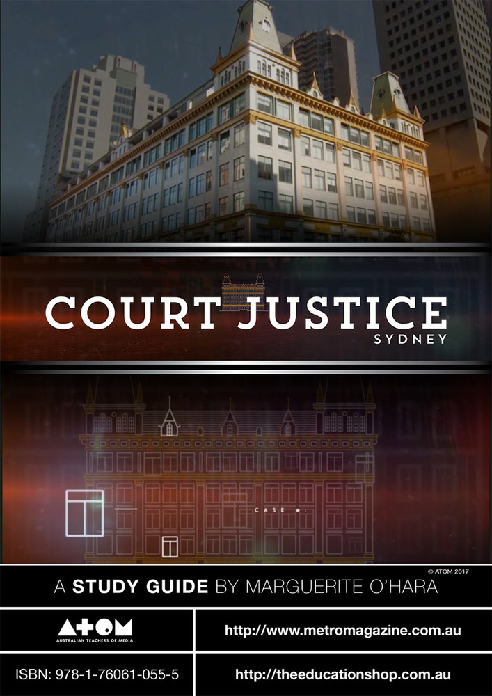 Court Justice (ATOM Study Guide)