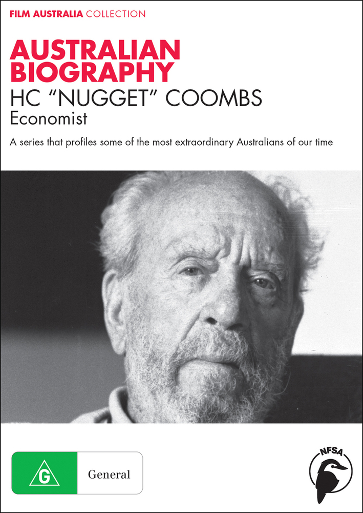 Australian Biography Series - HC 'Nugget' Coombs (1-Year Access)