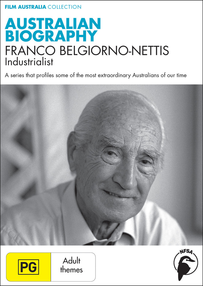 Australian Biography Series - Franco Belgiorno-Nettis (1-Year Access)