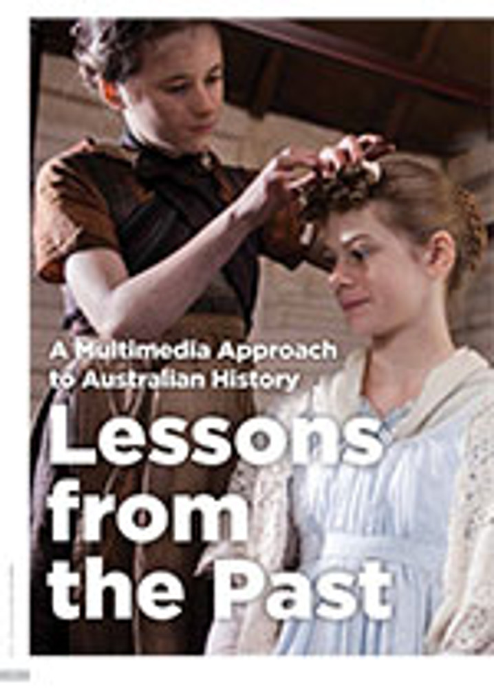 Lessons from the Past: A Multimedia Approach to Australian History