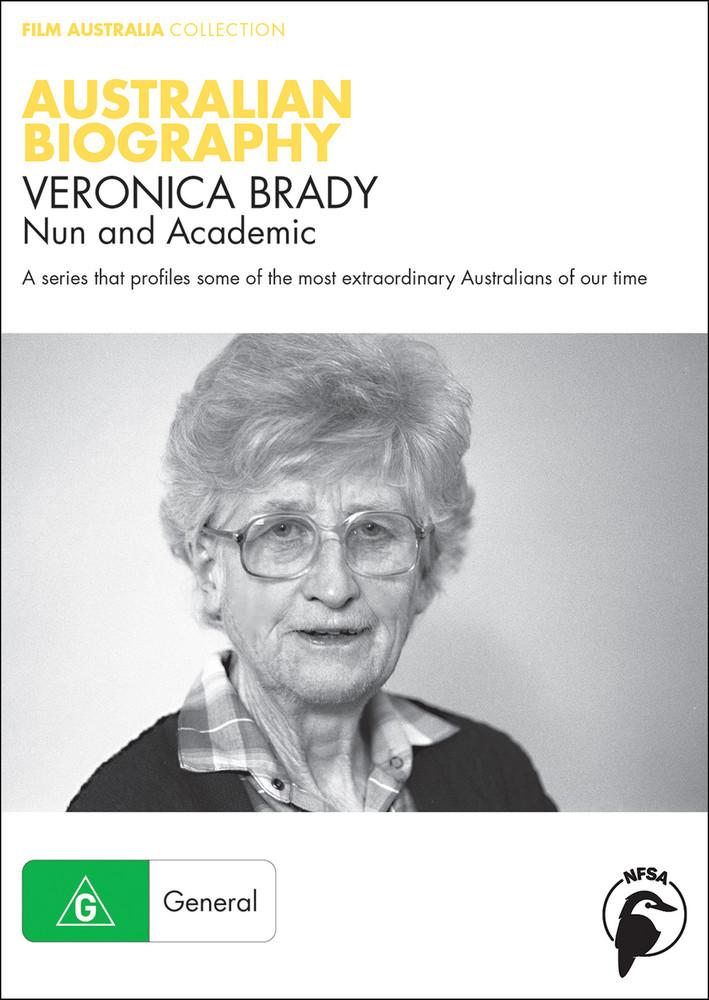 Australian Biography Series - Veronica Brady (1-Year Access)