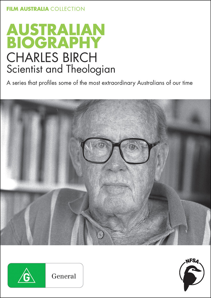 Australian Biography Series - Charles Birch (1-Year Access)