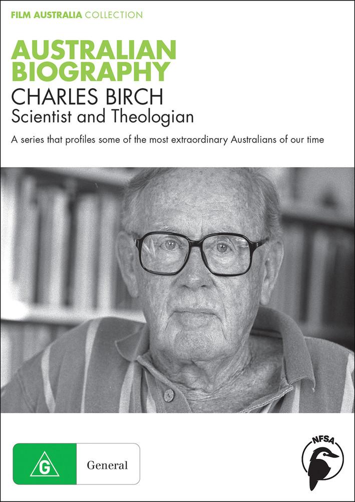 Australian Biography Series - Charles Birch (1-Year Access)