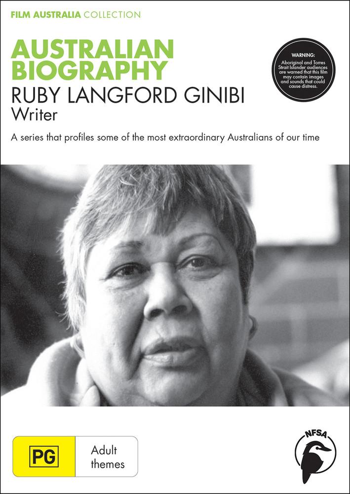 Australian Biography Series - Ruby Langford Ginibi (3-Day Rental)