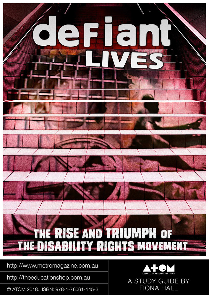 Defiant Lives (ATOM Study Guide)