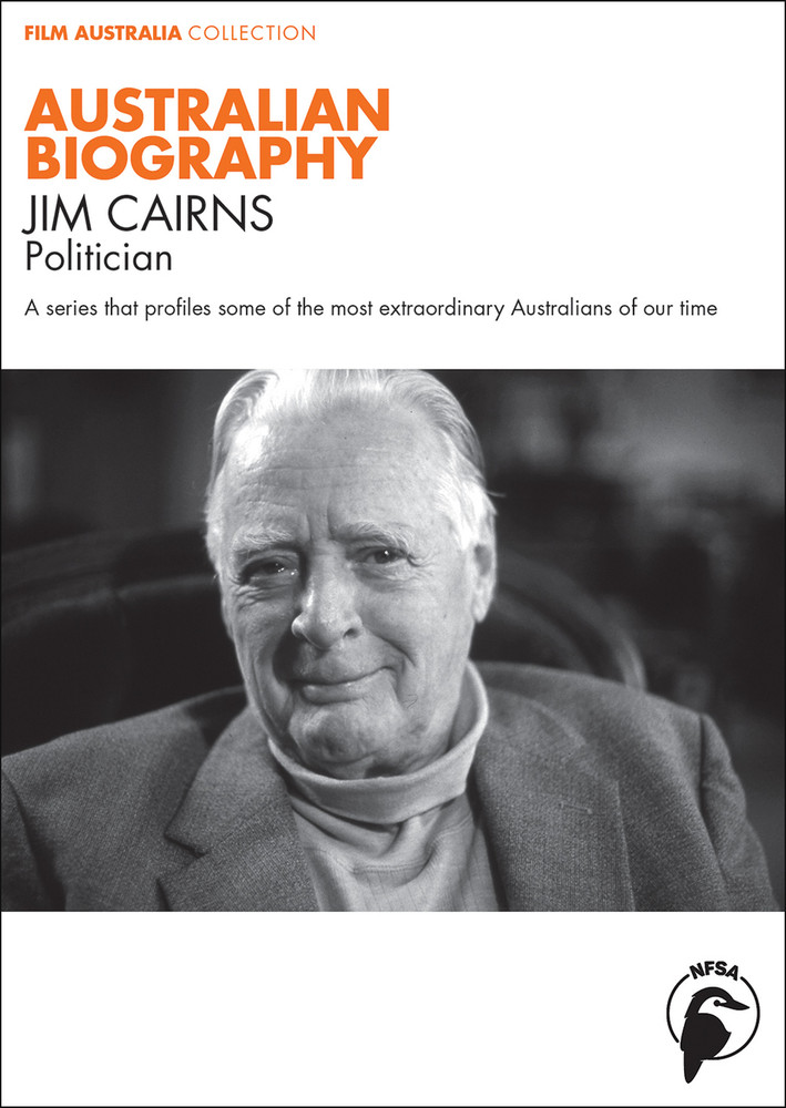 Australian Biography Series - Jim Cairns (3-Day Rental)