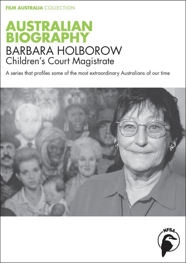 Australian Biography Series - Barbara Holborow (1-Year Access)