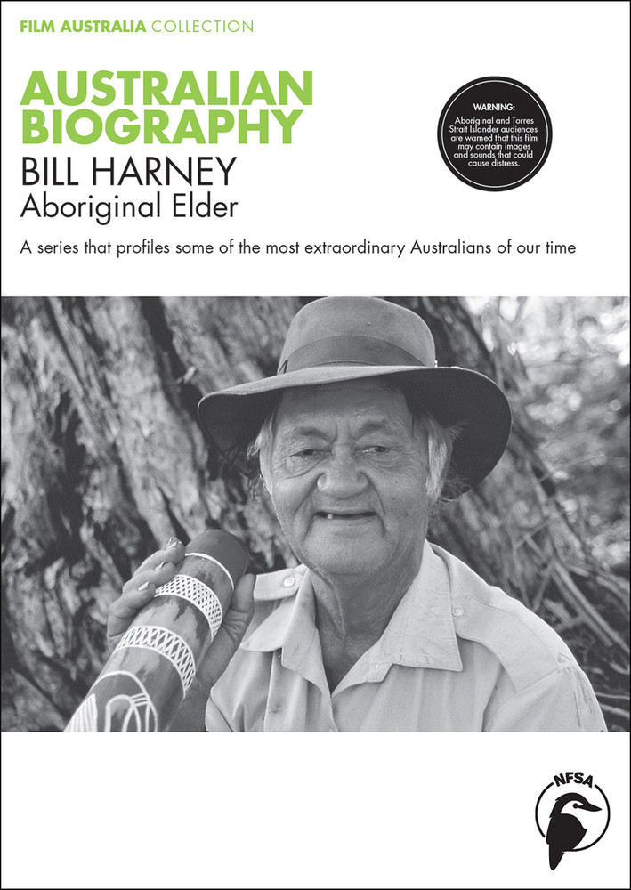 Australian Biography Series - Bill Harney (1-Year Access)