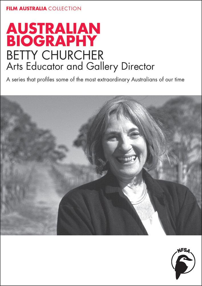Australian Biography Series - Betty Churcher (3-Day Rental)