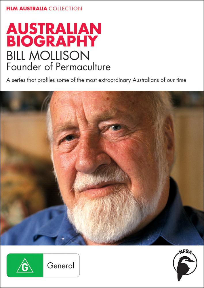 Australian Biography Series - Bill Mollison (1-Year Access)