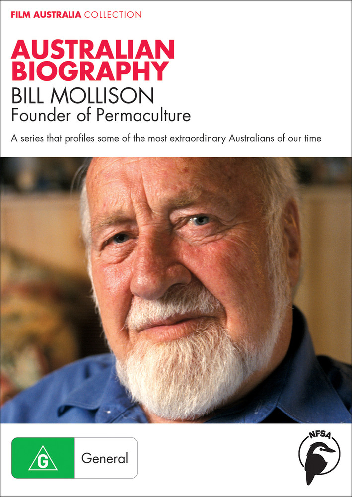 Australian Biography Series - Bill Mollison (3-Day Rental)